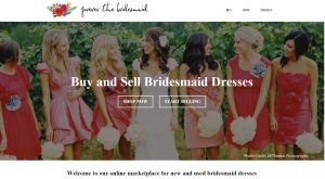 Finally! A Place to Sell Bridesmaid Dresses AND Buy Them for Cheap