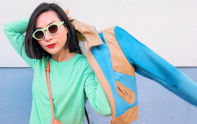 J. Crew is Obsessed With Washingtonian Style Setter Monling Lee