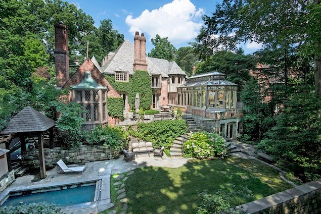 Look Inside This Embassy Row Mansion