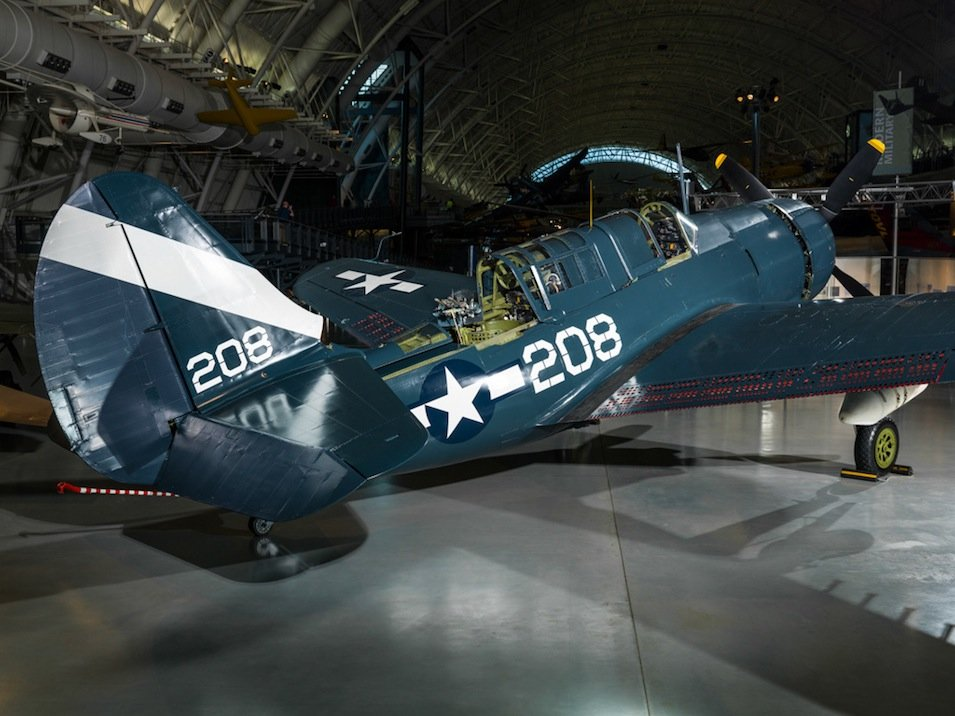 One of the Largest Gatherings of Vintage Warplanes Since World War II Is Coming to DC