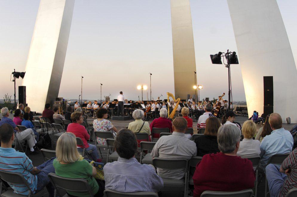 Air Force Memorial Concert