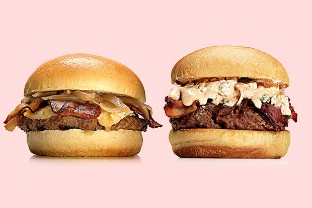 The Great Burger Battle: Good Stuff Eatery vs. Holy Cow