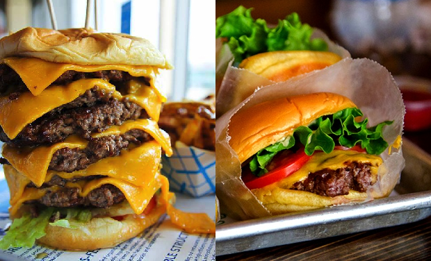 The Great Burger Battle: Shake Shack vs. Elevation Burger