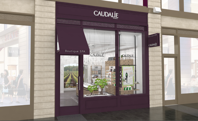 See Inside the New Caudalie Boutique and Spa