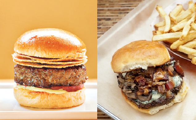 The Great Burger Battle: Central vs. Burger Tap & Shake