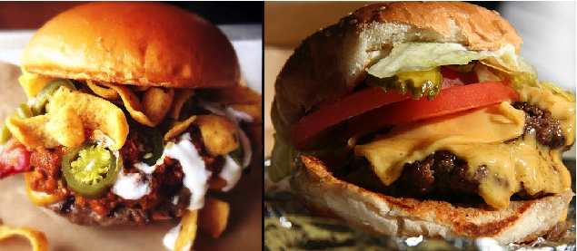 The Great Burger Battle: Holy Cow vs. Five Guys (Semifinals)