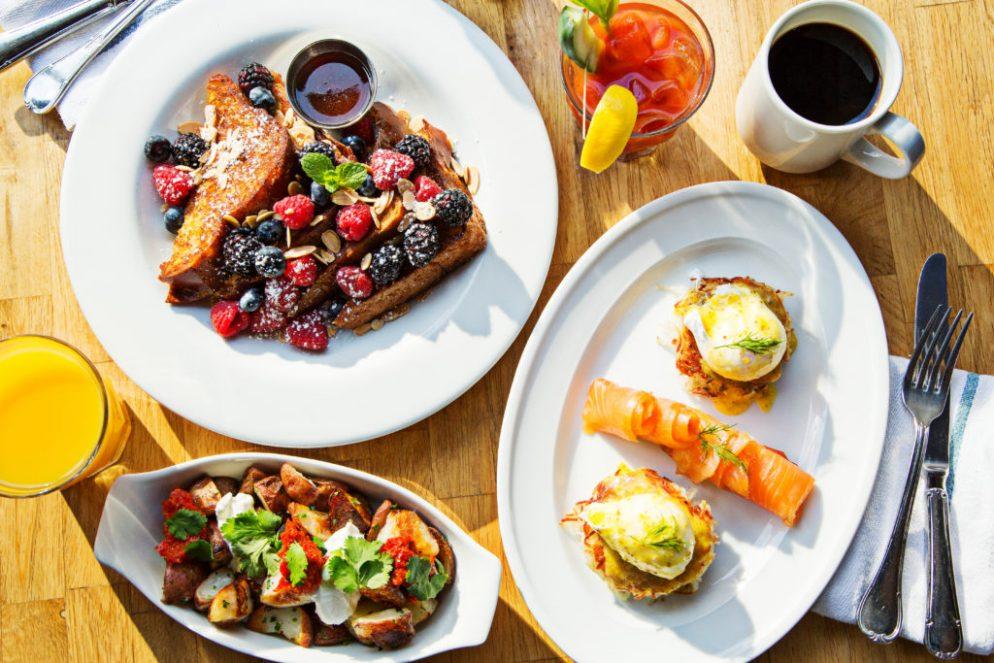 Where to Get Breakfast in Washington