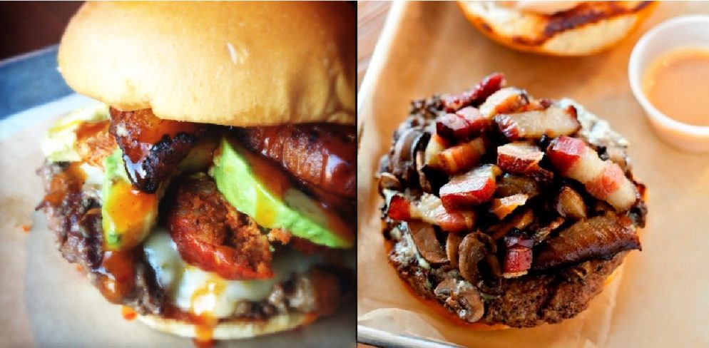The Great Burger Battle: Holy Cow vs. Burger Tap & Shake (Quarterfinals)