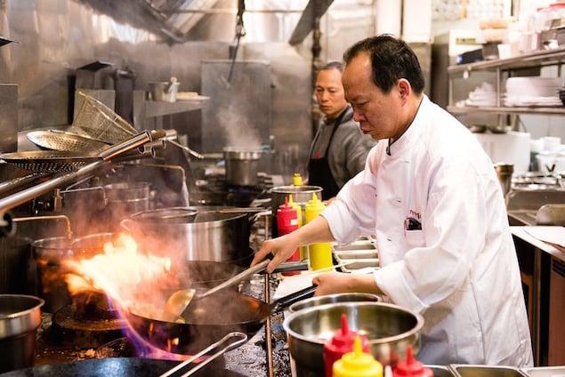 Take a Look Inside Peter Chang's First Washington Restaurant (Photos, Menu)