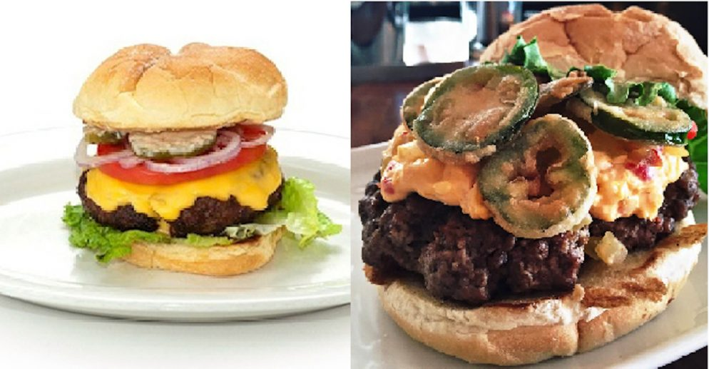 The Great Burger Battle: Ray's Hell-Burgers vs. Plan B Burger Bar