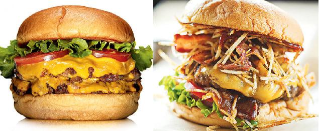 The Great Burger Battle: Shake Shack vs. City Burger (Semifinals)