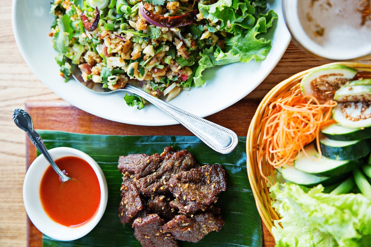 Restaurant Review: Thip Khao