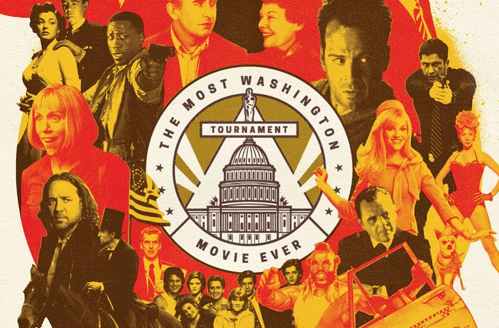 """Fill Out Your Own """"The Most Washington Movie Ever"""" Bracket"""