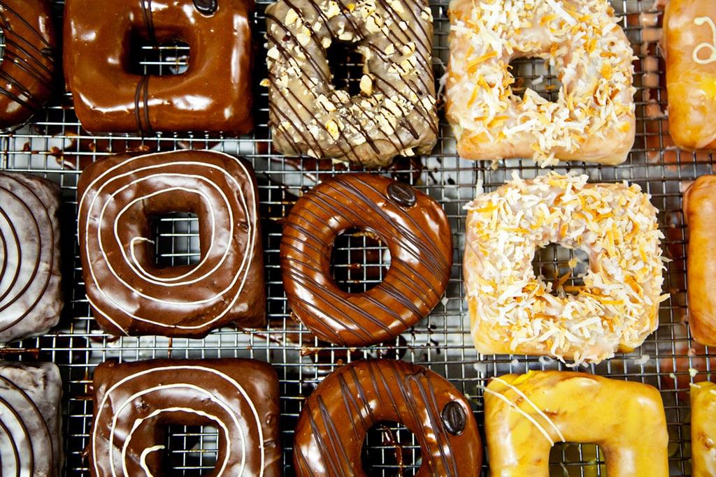 Doughnuts from Astro Doughnuts. Photograph by Scott Suchman.