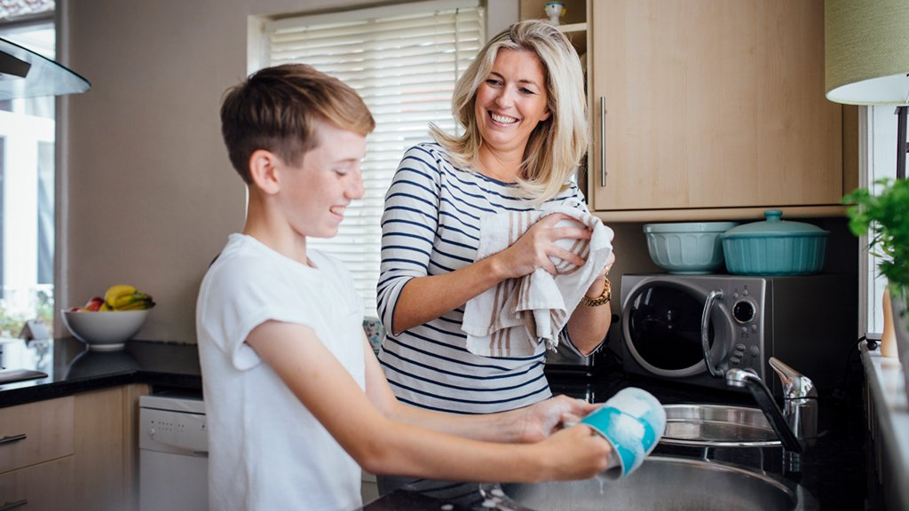4 Tips To Get Your Kids Excited About Cleaning