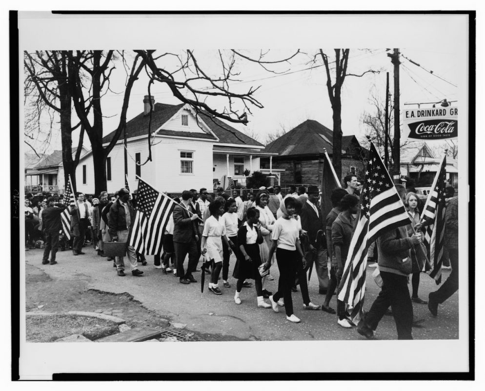 My March to Montgomery, 50 Years Ago