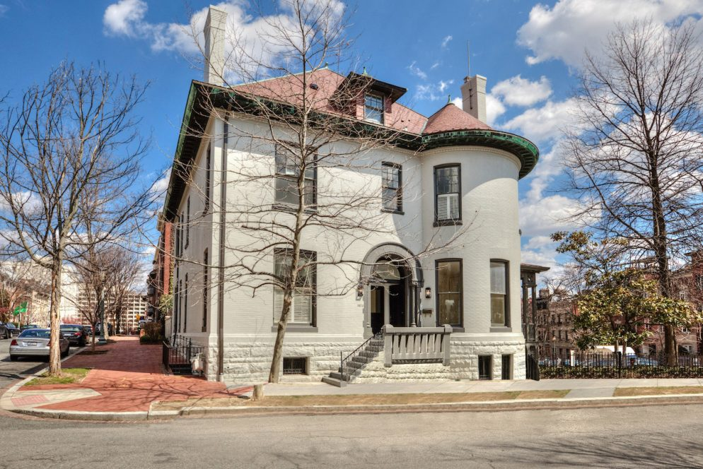 Look Inside This .95 Million Mansion in Kalorama