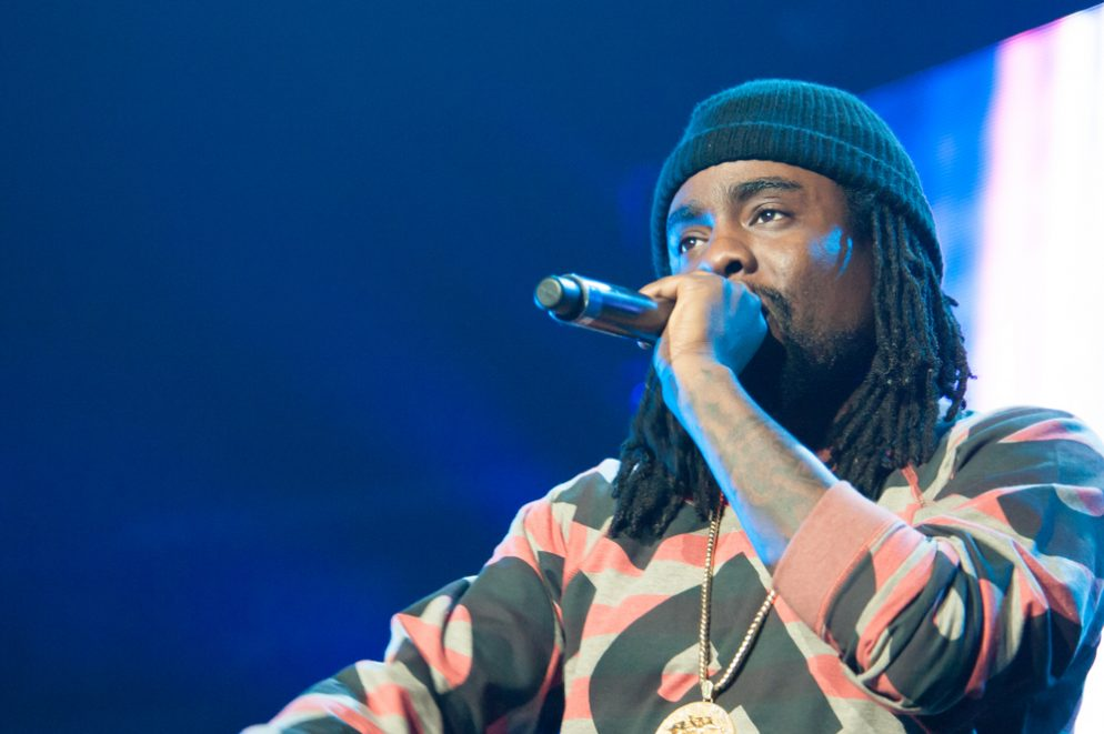 Where Will Wale Perform Saturday?