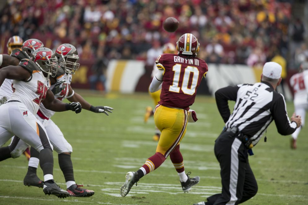 Redskins Guarantee Fans at Least Two More Years of Quarterback Drama