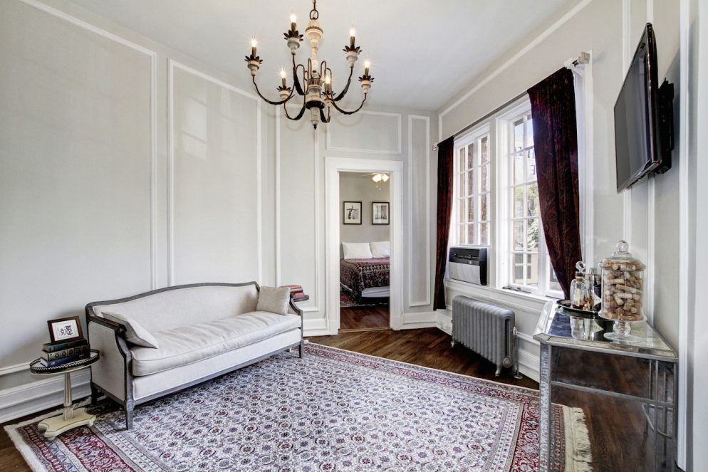 Peek Inside a Historic Kalorama Condo Listed for Under 5,000