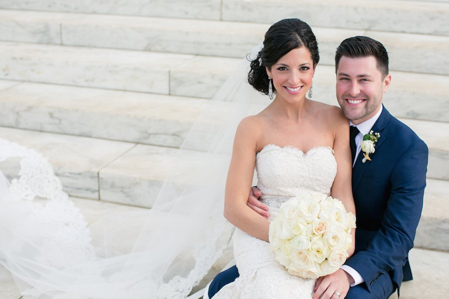 Elegant Spring Wedding at the Congressional Country Club