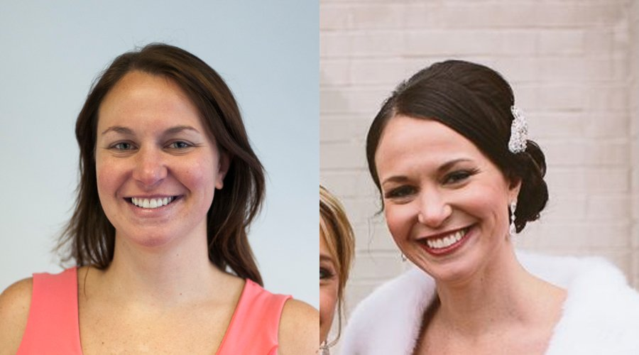 Before and After Bridal Skin Bootcamp