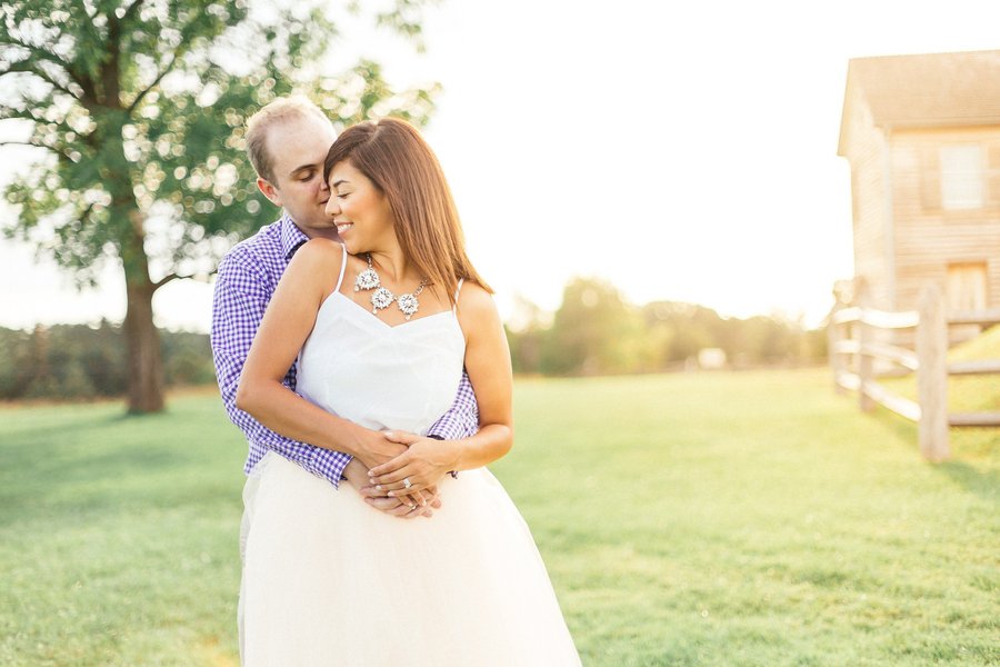 Adorable Anniversary Shoot at Manassas Battlefield Park