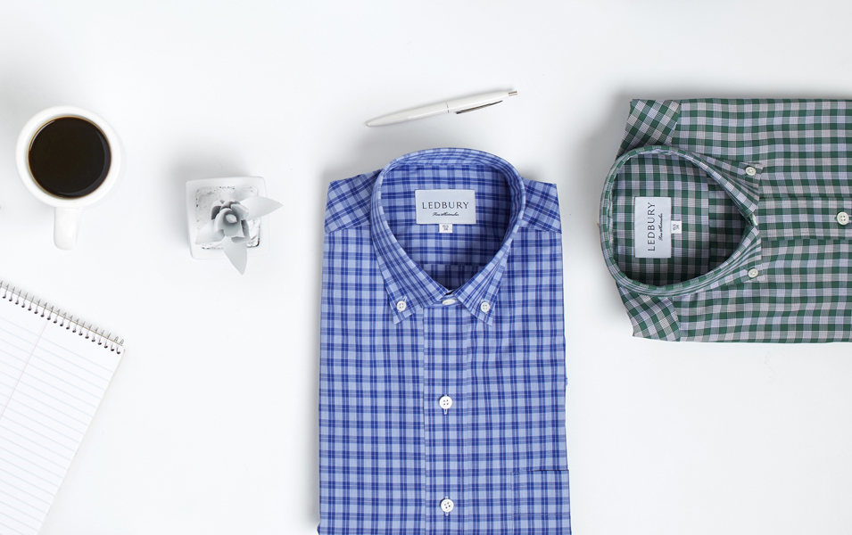 You Can Win 100 Dress Shirts from Richmond-based Ledbury