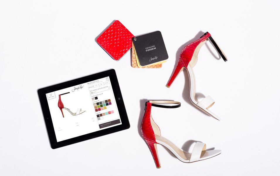 Design Your Own Footwear at Shoes of Prey