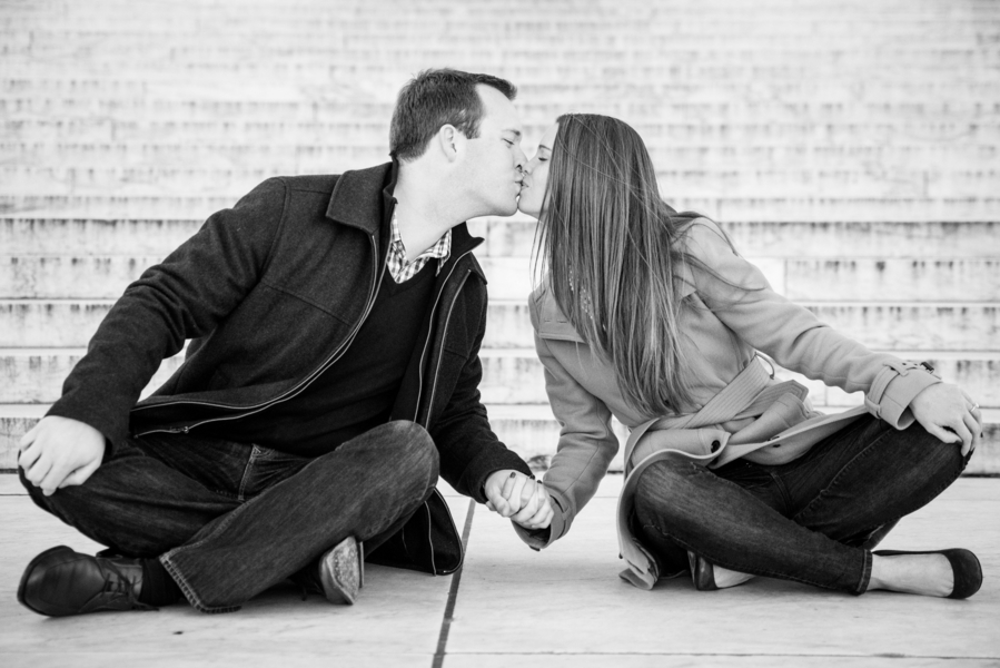 Fall Engagement Photo Session in Georgetown