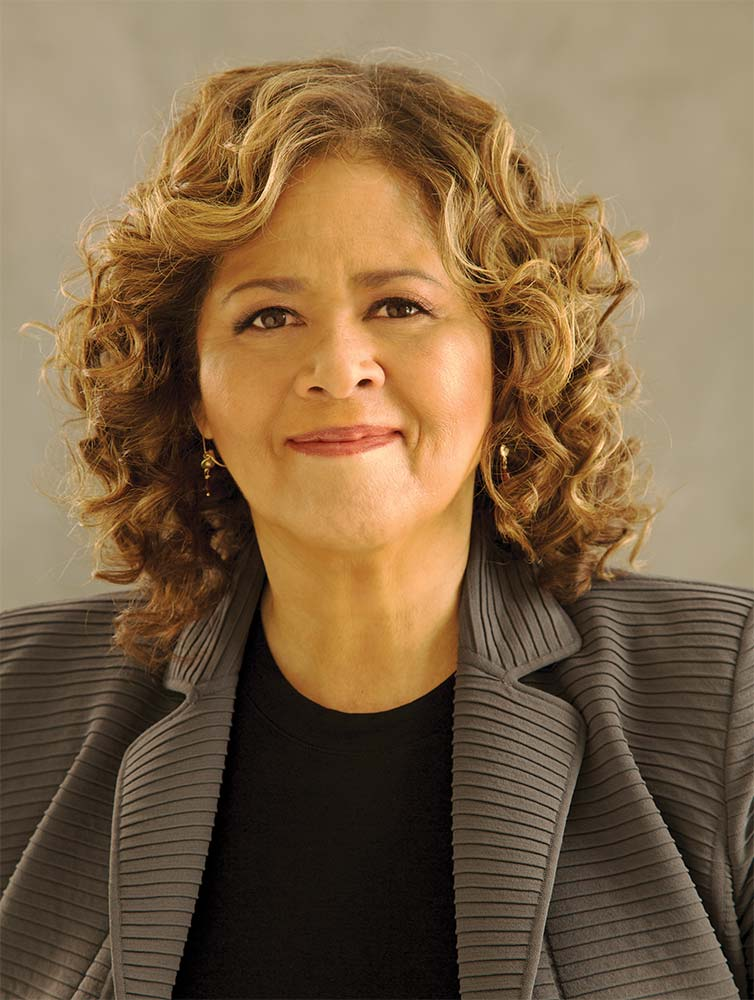 """West Wing"" Actress Anna Deavere Smith Comes to the Kennedy Center Monday"