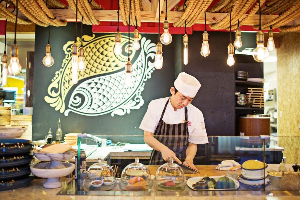 Restaurant Review: China Chilcano