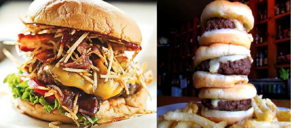 The Great Burger Battle: City Burger vs. Plan B Burger Bar (Quarterfinals)
