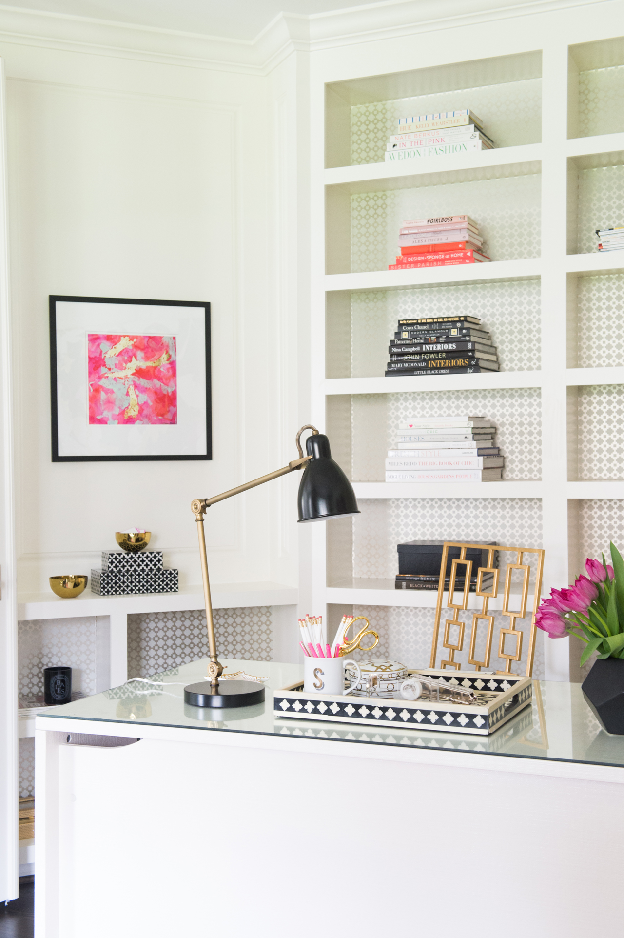 Styling By Cline Rose Interior Design; Photos By Abby Jiu.