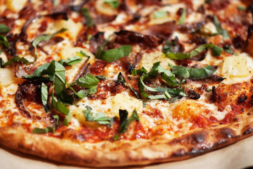 Free Food Alert: Pizza Studio Opens with a Lunch/Dinner Giveaway