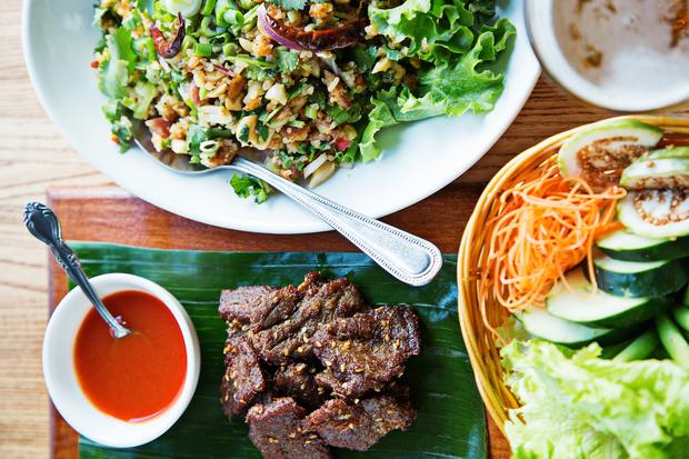 New This Week: Lao New Year at Thip Khao, Daikaya Cold Ramen, Masa 14's Unlimited Dinner