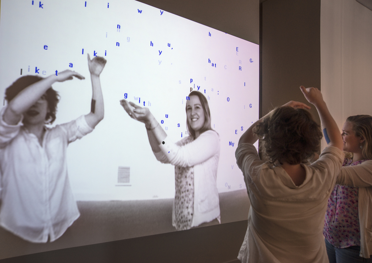 This New Exhibit at the American Art Museum Has Vintage Video Games and Music Made By Clouds