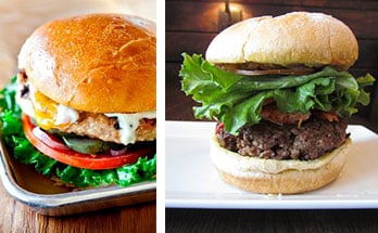 The Great Burger Battle Championship: Burger Tap & Shake vs. Plan B Burger Bar