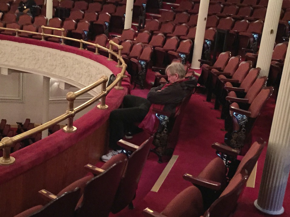 Here's What You Missed at Ford's Theatre's Round-the-Clock Lincoln Programming