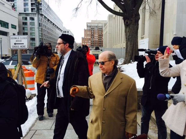 Peeping Georgetown Rabbi Sentenced to More Than Six Years in Prison