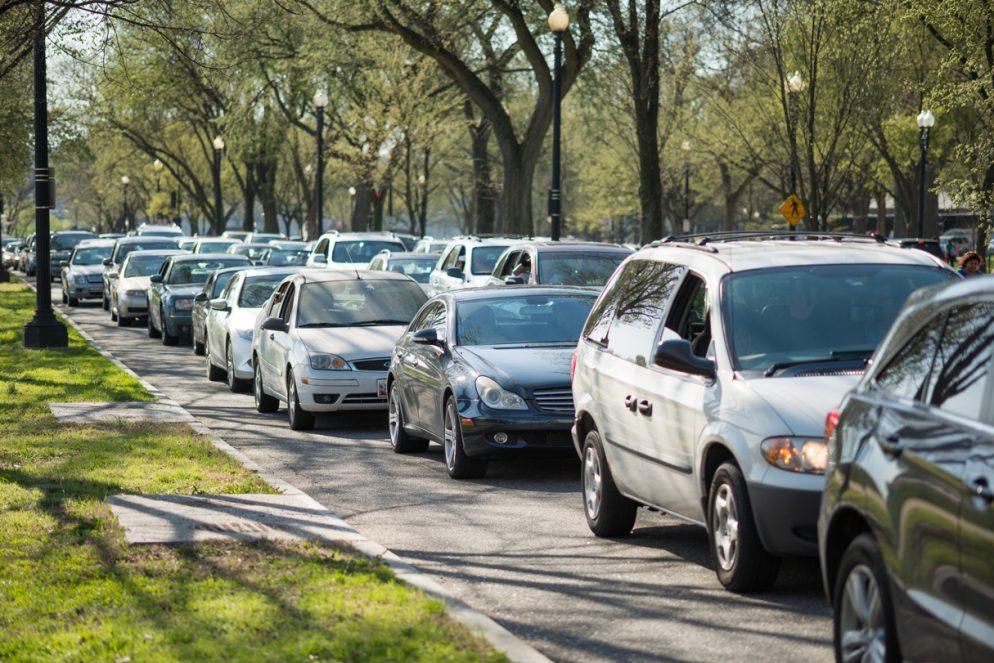 Internet Ranking: Driving in Washington Still Terrible