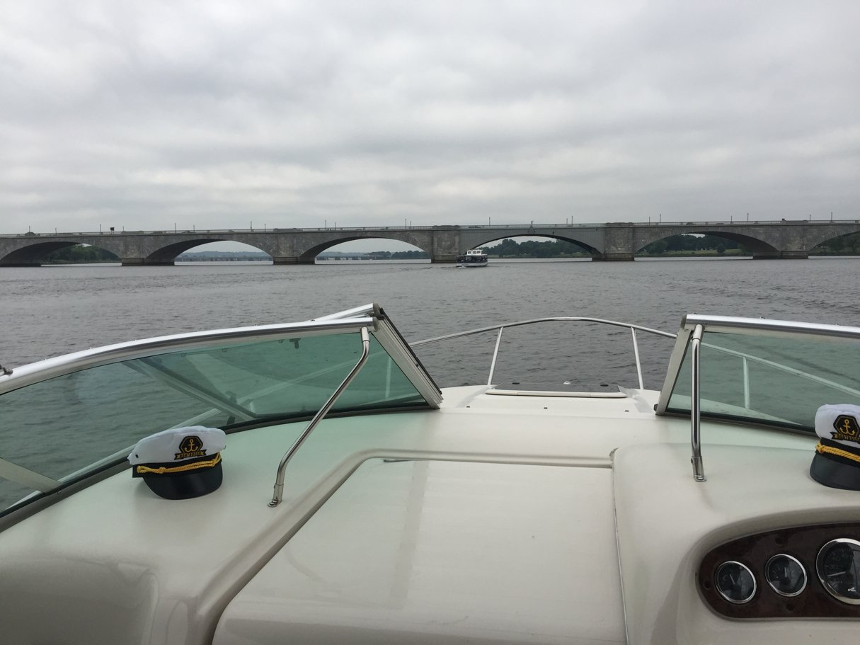 The Airbnb Of Boats Floats Into Washington