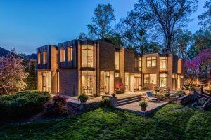 Inside a .95 Million Midcentury Modern Home in McLean