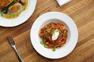 Take a Look Inside DC's New Neighborhood Italian: Bar Civita