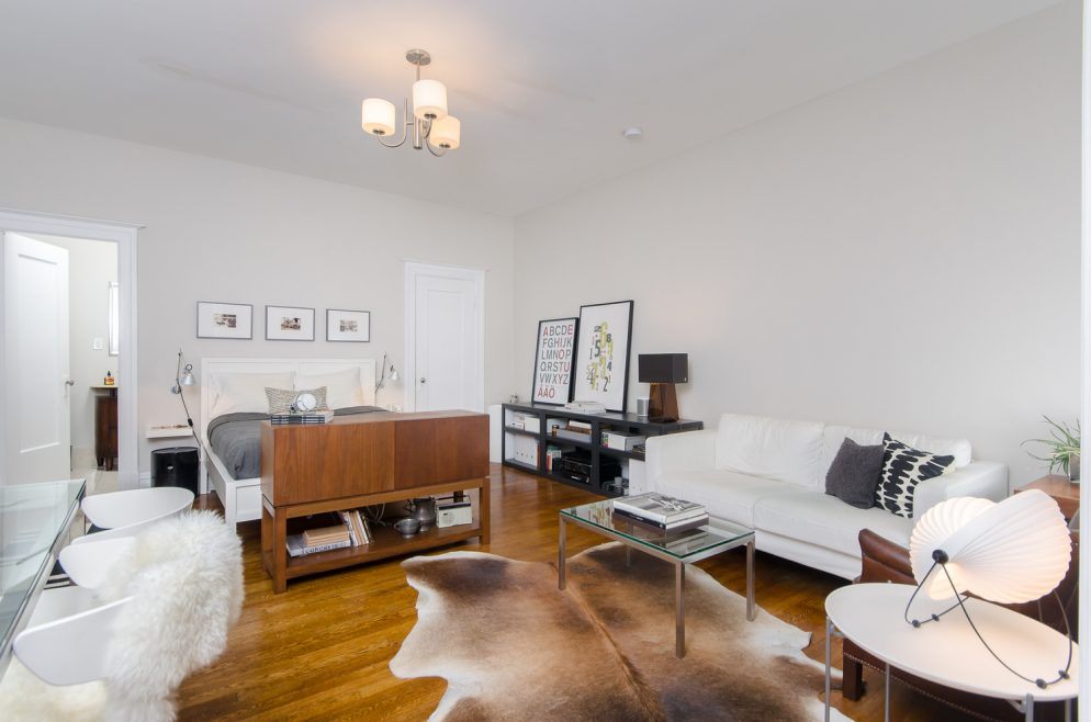 Inside a Cool Dupont Studio Listed For Less Than 0,000