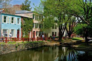 Where to Explore on the C&O Canal Towpath