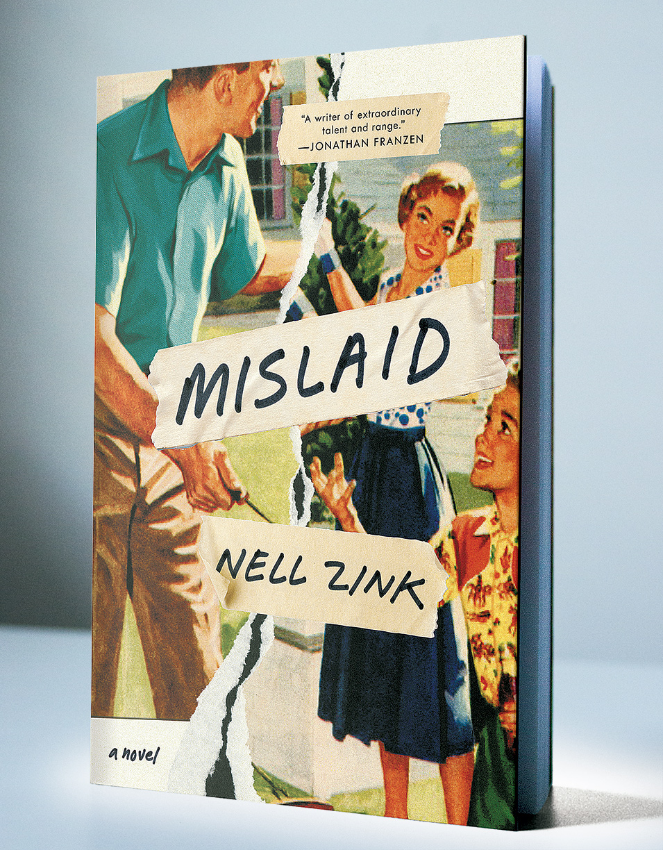 Nell Zink's Strange Fiction Isn't as Weird as the Truth