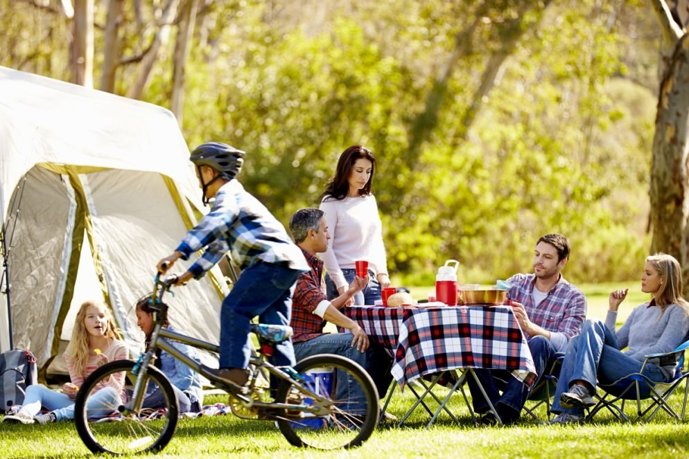 Memorial Day Weekend Campsites Still Available at These Washington-Area Parks