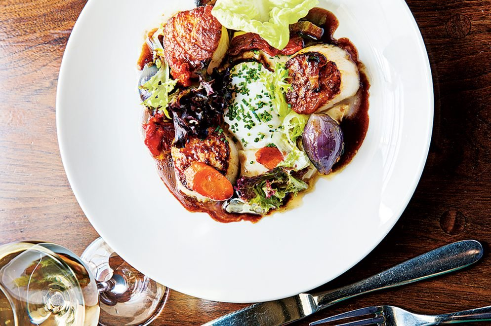 Restaurant Review: The Alley Light