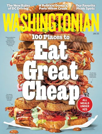 Our Annual Eats Issue Hits Newsstands Today And The Full List Will Be Online Soon